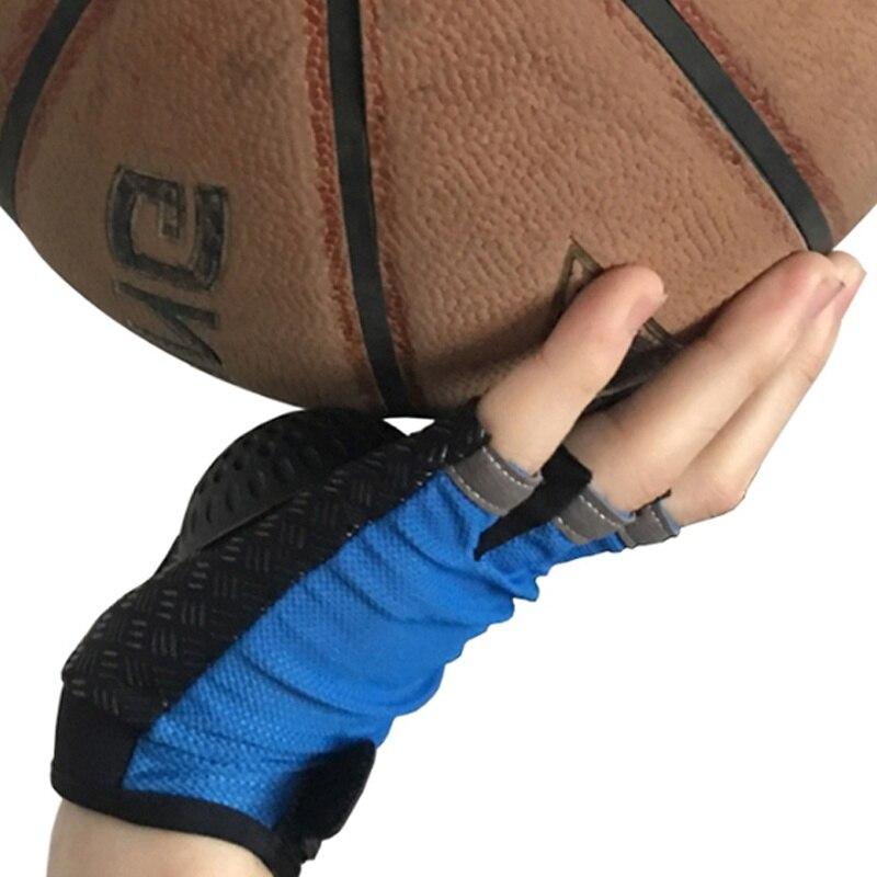 Children Adults Basketball Dribble Gloves Finger Training Anti Grip Basketball Gloves Defender Basic Skill Dribbling Gloves