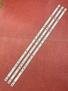 Image 2 - 3 PCS LED Backlight Strip for Thomson 43UC6306 43UC6406 TCL 43S303 43S305 43DP608 D43A810 TOT_43D2900_3X8 OEM43LB06_LED3030F2.1