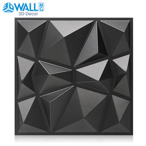 Stickers Wall-Panel Bedroom Living-Room Home-Decor Kitchen Relief-Art Party-Back 3D 30x30cm