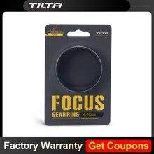 Tilta tiltaing foco sem emenda anel de engrenagem 360 ° rotação silenciosa siga anel de foco para câmera slr dslr accessorie