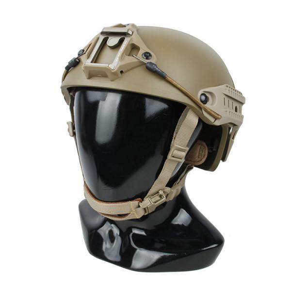 TMC COS Airsoft AF шлем 18 версия Тактический шлем с креплением Ranger Зеленый RG BK DE (SKU051242) - 2