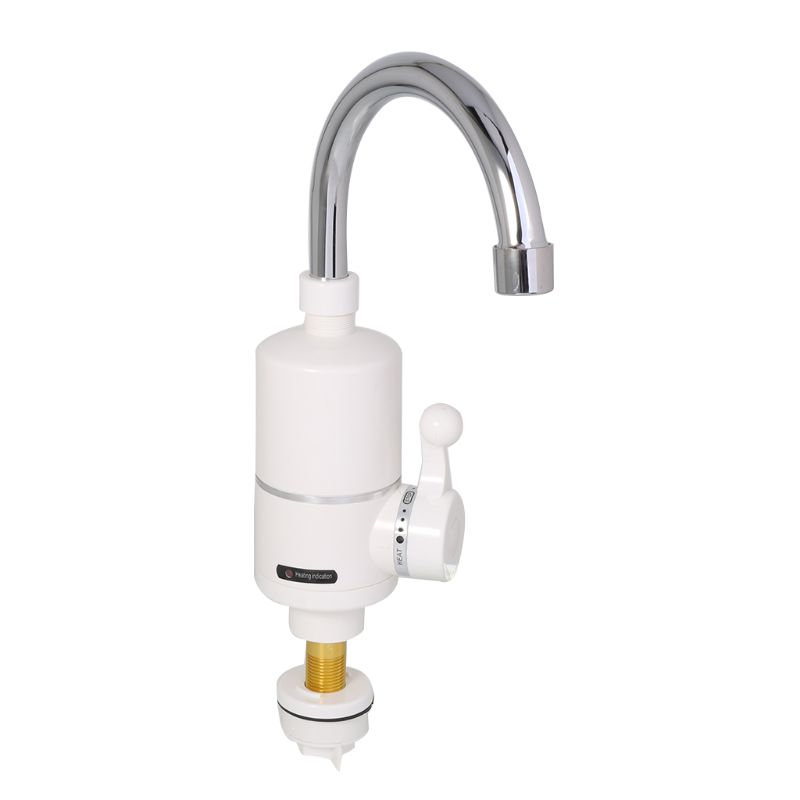 Electric Tankless Water Heater Instant Hot Water Faucet Heater Cold Heating Faucet Electric Instantaneous Water Heater