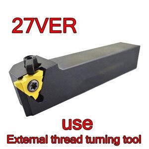 Image 3 - 27VER 8TR 10TR 12TR 27VNR 8TR 10TR 12TR مثقاب من الكربيد T إدراج المعالجة: الفولاذ المقاوم للصدأ ، سبائك الصلب ، الخ
