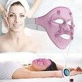 Новая электрическая спа-маска для лица  подтяжка щек для подбородка  машина для похудения  EMS  Вибрационный массажер для красоты  магнитный м...