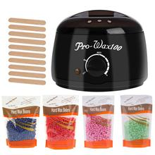 200cc 500cc Hand Wax Machine Hot Paraffin Wax Warmer Heater Body Depilatory Salon SPA Hair