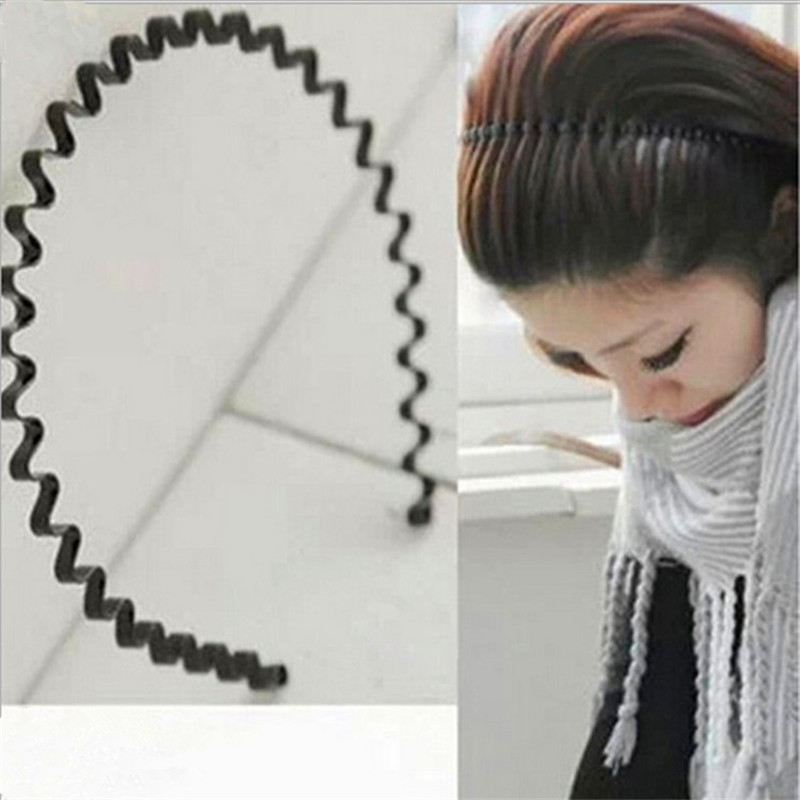 Hot Sale Wave Shape Hair Clip Women And Handsome Men Beauty Modeling Tool