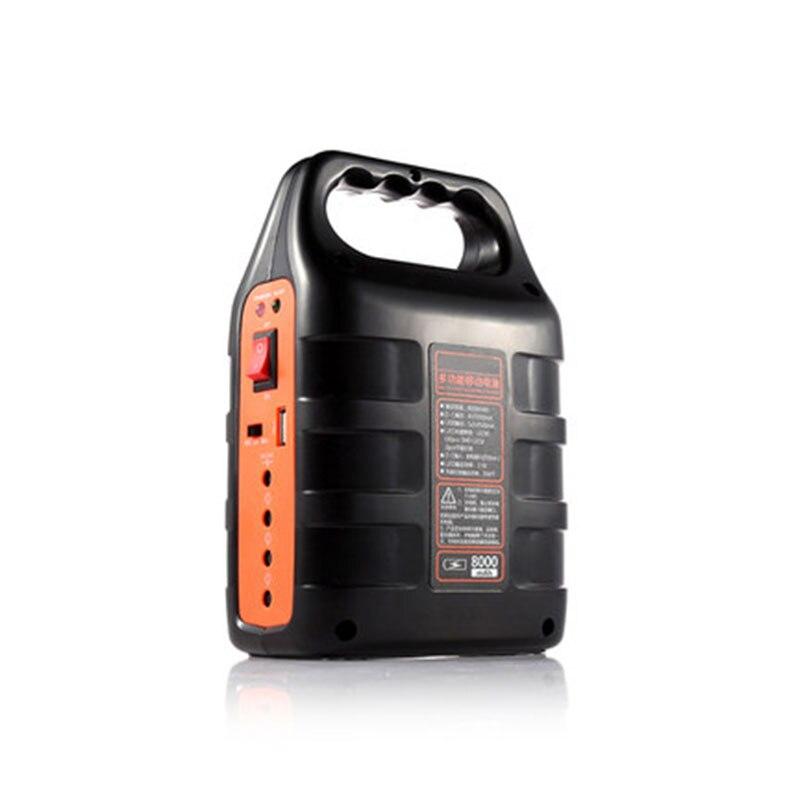 Домашний аварийный светильник ing system светодиодный светильник может быть заряжен мобильным телефоном на открытом воздухе для кемпинга