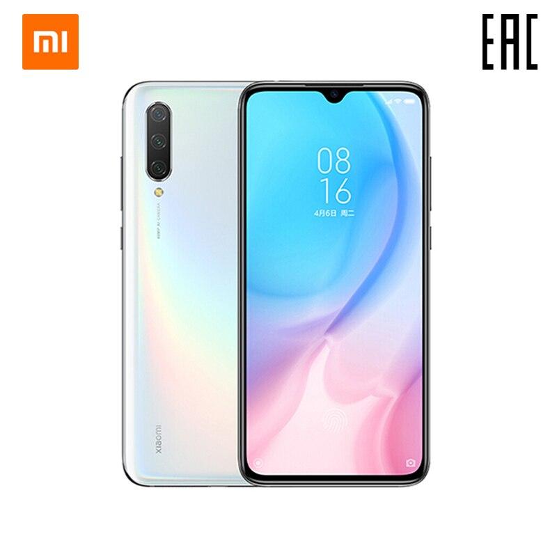Smartphone Xiao mi mi 9 Lite 3 GB + 64 GB 4G réseau puissant octa-core CPU charge rapide NFC triple expédition de la russie