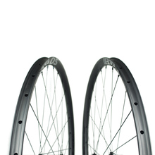 29er 22mm innner widht MTB Cross-country trail carbon wheels with Novatec - WM-i22-9-N