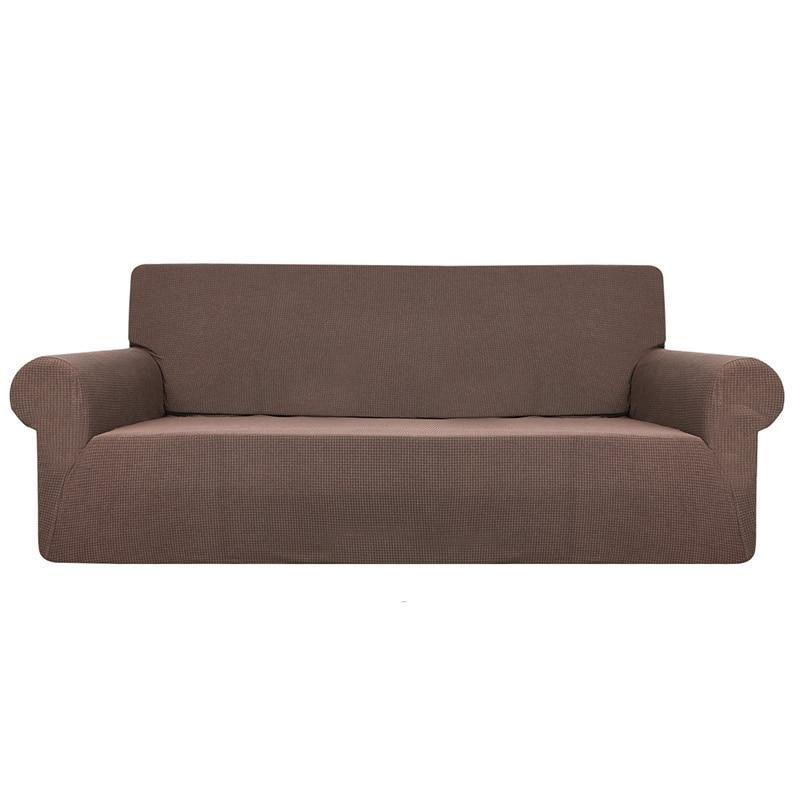Big deal Solid Color Waterproof Sofa Cushion Sofa Cover Anti-Slip Pet Pad Diaper Four Seasons Sofa Towel Nordic Universal Light
