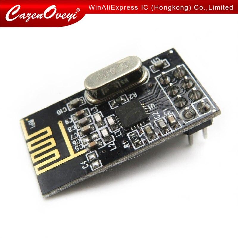 2 шт./лот NRF24L01 NRF24L01 + Беспроводной модуль 2,4G Беспроводной Связь модуль обновления в наличии