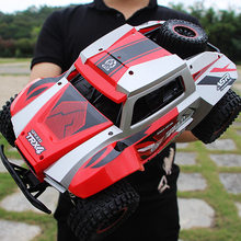 1:12 T High Speed Remote Control Vehicle Car Professional Bigfoot Four-wheel Climbing Off-road Racing Car Best Gift for Children(China)
