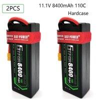 Bateria 2s 3s de gtfdr rc lipo 4S 7.4v 11.1v 14.8v 8400mah 7300mah 130c-260c 140c-280c para 1/8 1/10 carro fora de estrada rc truggy buggy