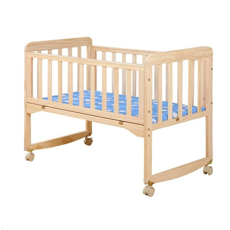 Letti Per Bambini Child Ranza Recamara Infantil Children's Wooden Chambre Enfant Kinderbett Kid Children Baby Furniture Bed