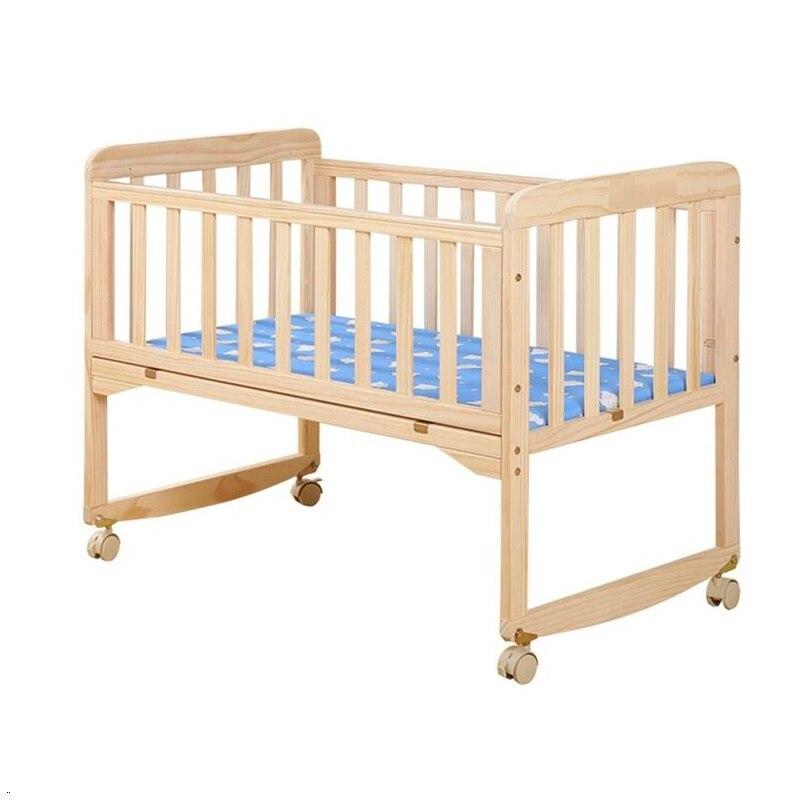 Letti Per Bambini Child Ranza Recamara Infantil Children's Wooden Chambre Enfant Kinderbett Kid Children Baby Furniture Bed