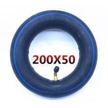 фингер самокат Скутер шины 200x50 модернизированная утолщенная