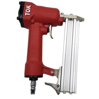 цена на F30  Air Nailer Gun Straight Nail Gun Pneumatic Nailing Stapler Furniture Wire Stapler