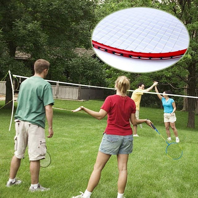 Badminton Racket Set  3