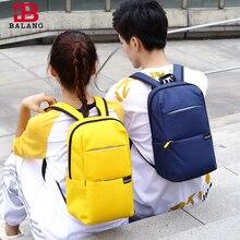 BaLang Backpack Bag for Mens Women Waterproof Colorful Leisu