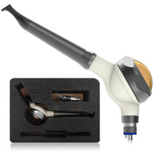 Outils de nettoyage des dents d'hygiène buccale Prophy dentaire polissage Machine de sablage buse de débit d'air avec corps en acier inoxydable M4
