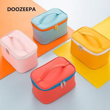 DOOZEEPA Women's Cosmetic Bag Make Up Organizer Travel Necessaries Zipper Makeup Case Pouch Toiletry Kit Bags - discount item  33% OFF Special Purpose Bags