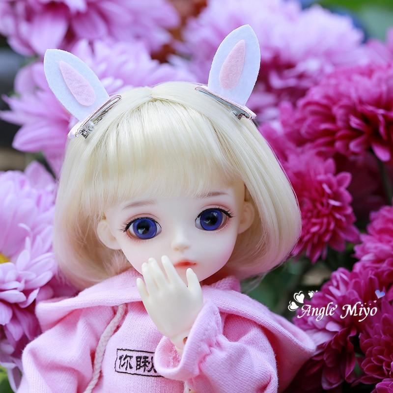 LCC Miyo BJD SD Doll 1/6 Body Model Boys Girls Oueneifs High Quality Resin Toys Free Eye Balls Fashion Shop Joint Doll