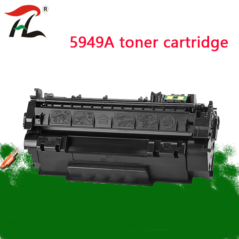 Q5949A 5949a 7553A compatible toner cartridge for <font><b>HP</b></font> LaserJet 1160 1160le 3390 3392 1320/1320n 1320nw 1320t 1320tn printer image