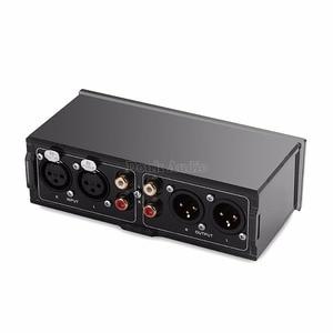 Image 2 - Nobsound little bear mc2 pré amplificador passivo, totalmente equilibrado, controlador xlr/rca, interruptor de sinal de áudio