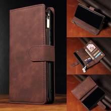 Luxury Flip Wallet Case for Samsung Note 20 10 Lite S21 S30 S20 FE Ultra S10 S9 S8 Plus S10E S10 Lite Stand Cards Holder Coque