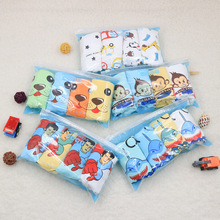 4 Pcs/lot Cartoon Boys Underwear Soft Breathable Kids Boxer for 2-13Yrs Baby Panties Kawaii Boy Briefs Underpants
