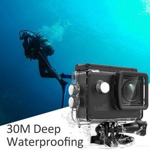 "Image 4 - Original SJCAM SJ4000 Series 1080P HD 2.0"" SJ4000 / SJ4000 WIFI Action Camera Waterproof Camera Sport DV Car Registrar"