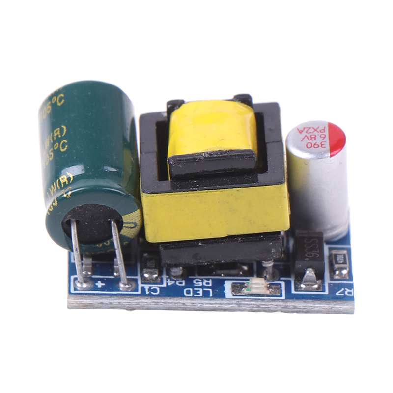1/2/5PCS Mini AC-DC 110V 120V 220V 230V To 5V 12V Converter Board Module Power Supply Wholesale-3
