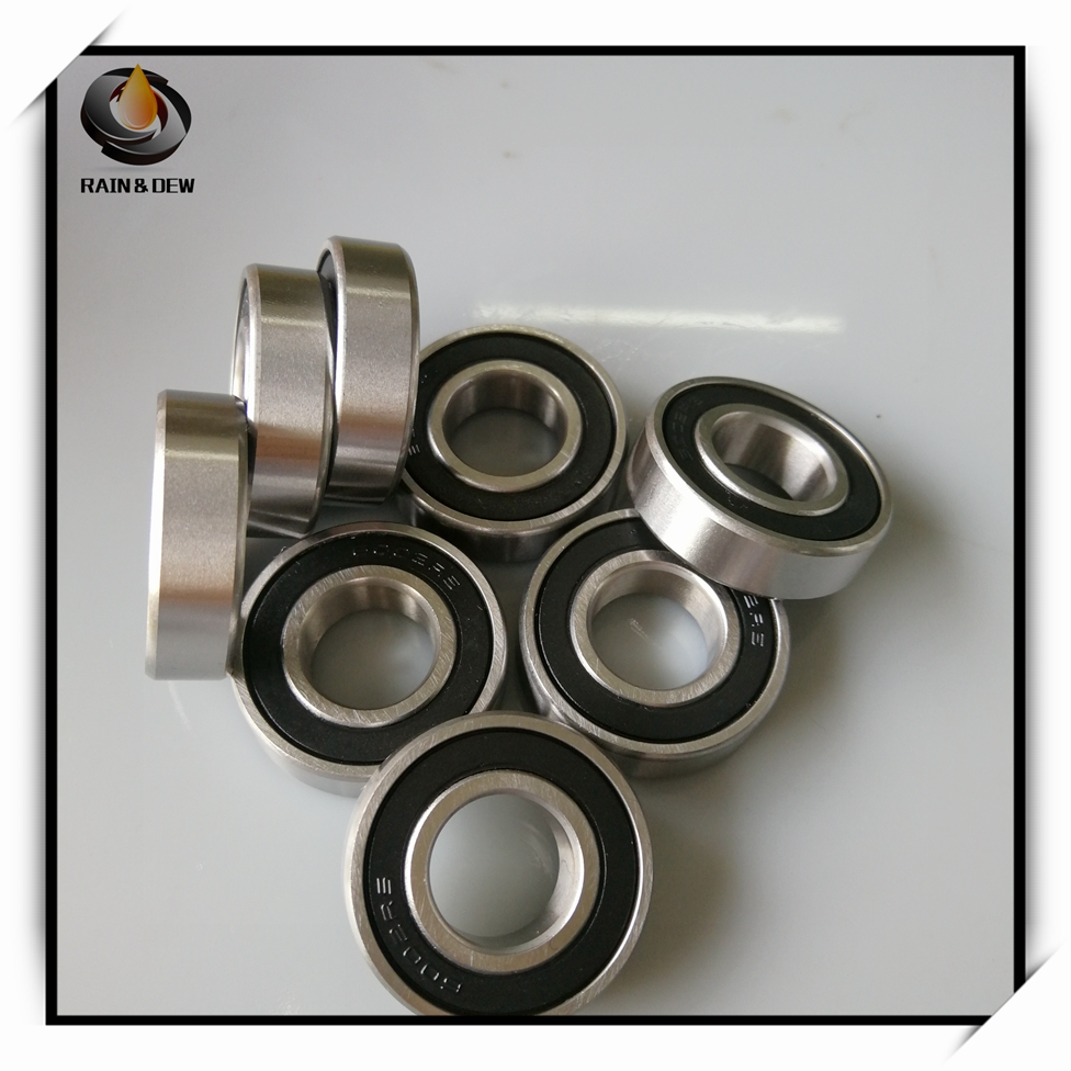1Pcs 6002 Hybrid Ceramic Bearing 15x32x9 Mm ABEC-7 Bicycle Bottom Brackets & Spares 6002RS Si3N4 Ball Bearings