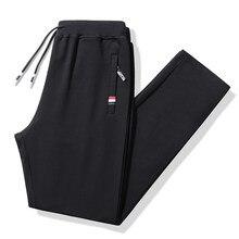 Pantalon de survêtement pour hommes, bas de Fitness, de sport, slim, pour gym, s 8XL, 2021