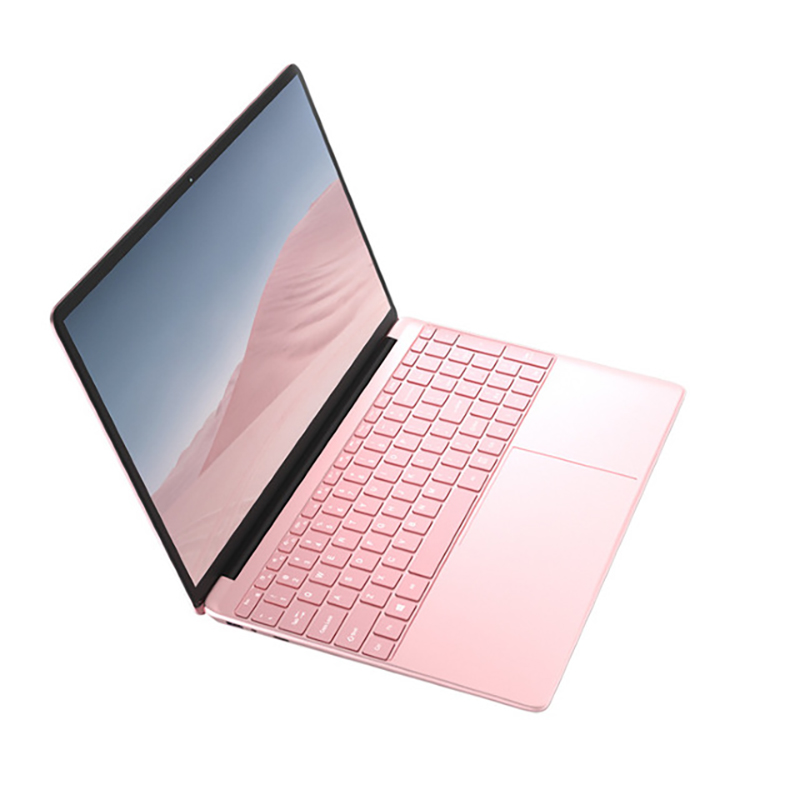 15.6 Inch 8GB RAM 500 GB/512GB SSD Notebook Intel J3455 Quad Core Laptops With FHD Display Ultrabook Student Computer