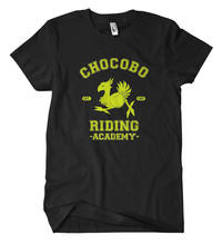 Chocobo Akademi Berkuda T-shirt Permainan Judi Game Fantasi Biggs Wedge Gamble-Acara Judul Asli(China)