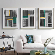 Beaubois Nordic Art Painting  Abstract Canvas Wall Picture for Living Room Home Decoration art decor