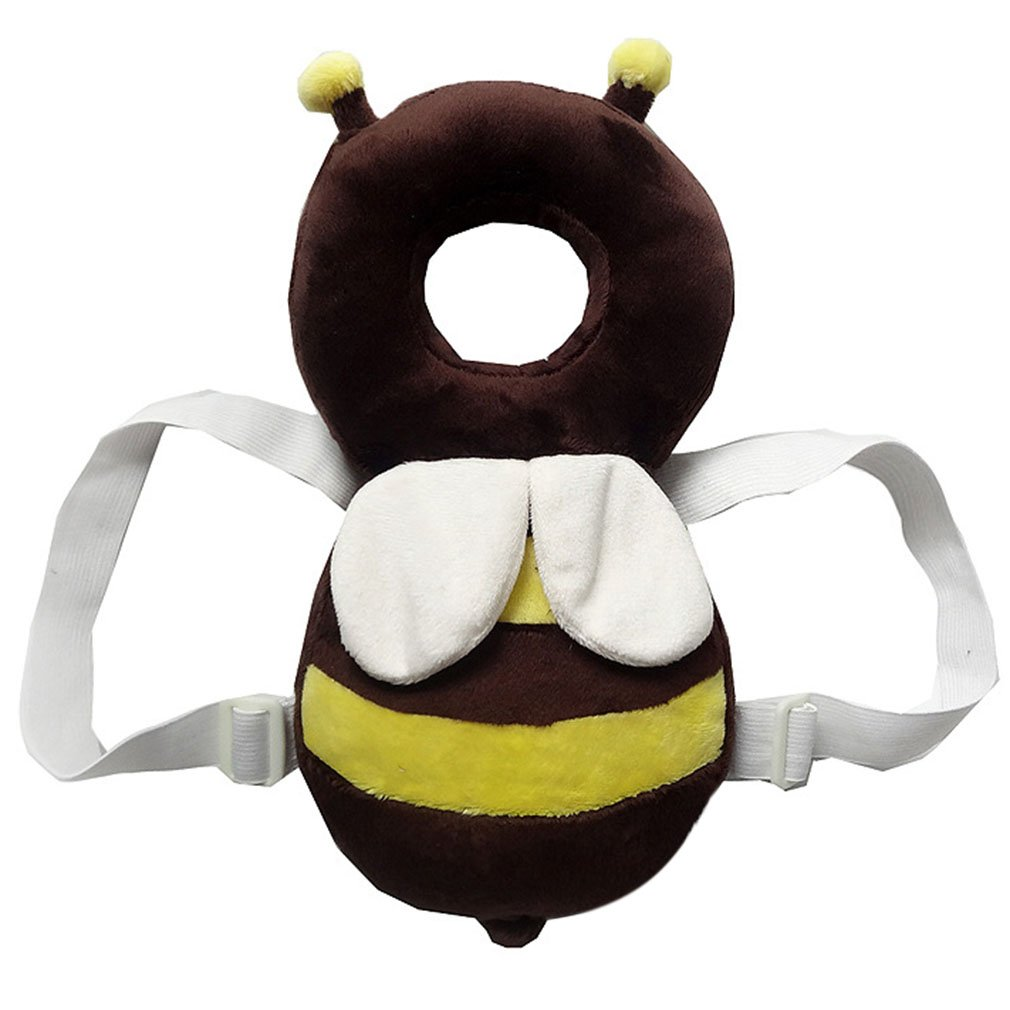 Baby Head Protection Pad Toddler Headrest Pillow Baby Neck Cute Wings Nursing Drop Resistance Cushion Bebe Bedding Backpack Mat