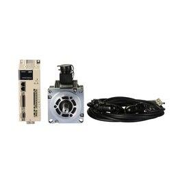 CE Standard-ethercat 220V 7,7 N. m 2500rpm 2kw ac servo motor und treiber