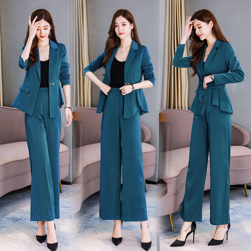 Fashion Comfortable Elegant Set/Suit Skirt 2019 Autumn Casual Elegant Slim Fit