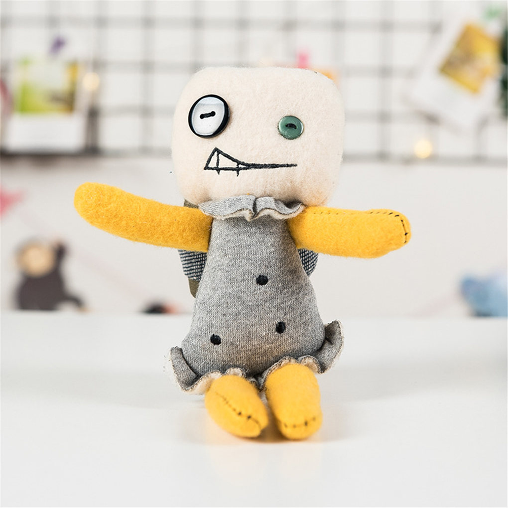20cm It's Okay to Not Be Okay Same Nightmare Doll toys Stuffed horror Monsters Ghost Toy for Girl Plush Drama Nightmare Doll
