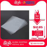 4 feuilles FEP Film 120mm x 180mm x 0.1mm DLP LCD SLA résine imprimante 3D pour duplicateur Wanhao D7, Proniks KLD-LCD1260, YHD-101