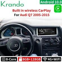 Krando Android 10,0 8G 128G 10,25