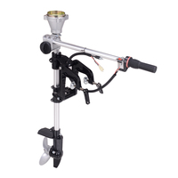 DIY Gasoline or Electric Outboard Motor without Engine,Shaft Only,Parts