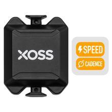 XOSS велосипедный компьютер, скорость и частота вращения муравья+ Bluetooth велосипед двойной датчик для Strava Garmin iGPSPORT Bryton