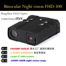 MOTOC FHD300 1080P HD Night Vision Binoculars Optical 10.8X31 Zoom Digital Night Vision Binocular Hunting Telescope Night