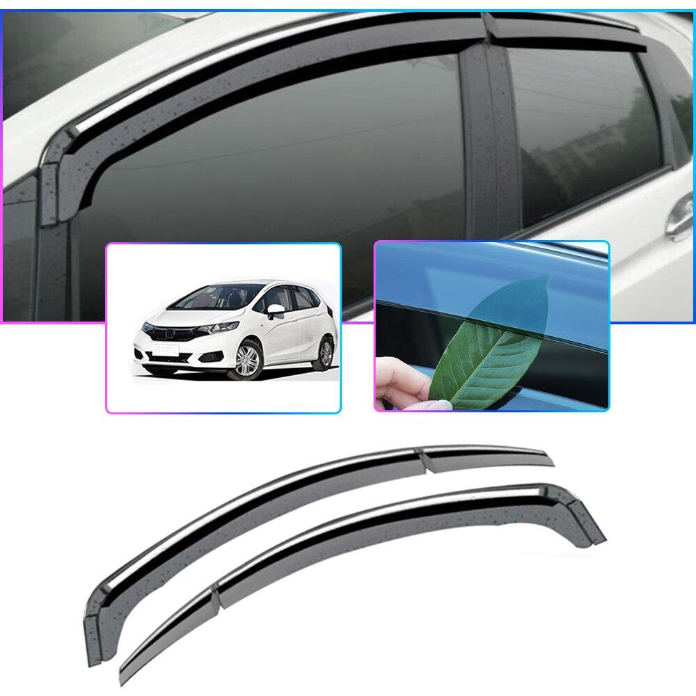 Fit 11 12 2013 2014 2015 2016 Hyundai Elantra Window Visor Vent Rain Deflector