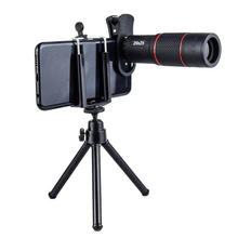 All In 1 External Telescope Cycling Photography Travel Universal Phone Camera