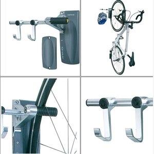 Image 4 - Topeak OneUp uchwyt rowerowy tw009 rower domowy naścienny wieszaki wiszące Road MTB Bike wieszak montażu na ścianie stojaki uchwyt do przechowywania