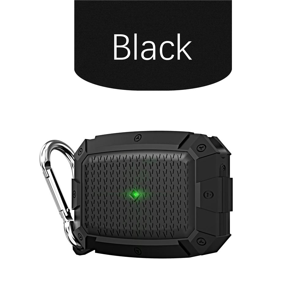 For Airpods Pro Case Funda Fashion Design Silicone Headphone Cover